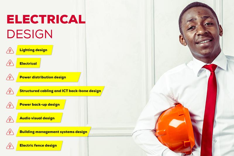 Electrical design services in Kenya